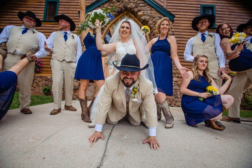 Silly wedding