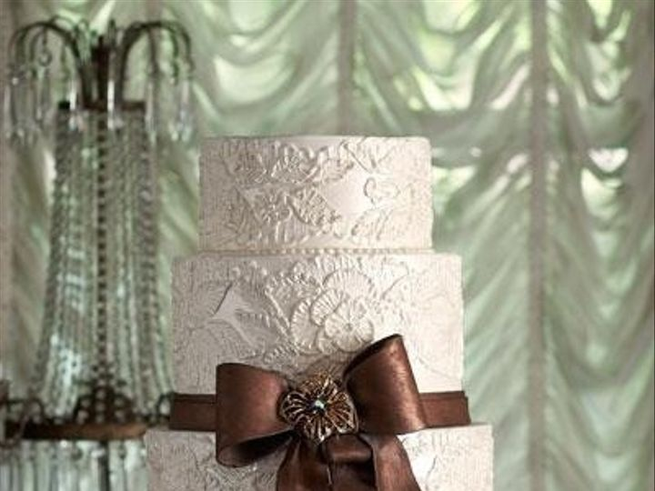 Tmx 1376621217645 Img0557.jpg 2 Addison, TX wedding cake