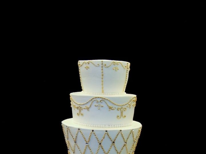 Tmx 1376621246418 Img0559.jpg 2 Addison, TX wedding cake