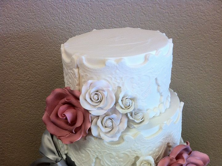 Tmx 1376621316809 Img2190 Addison, TX wedding cake