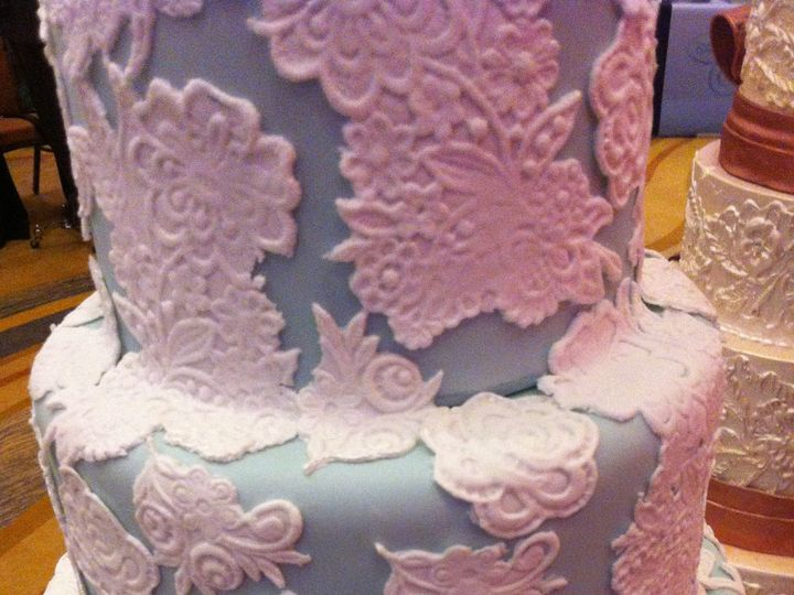 Tmx 1376621689149 Img0631.jpg 2 Addison, TX wedding cake