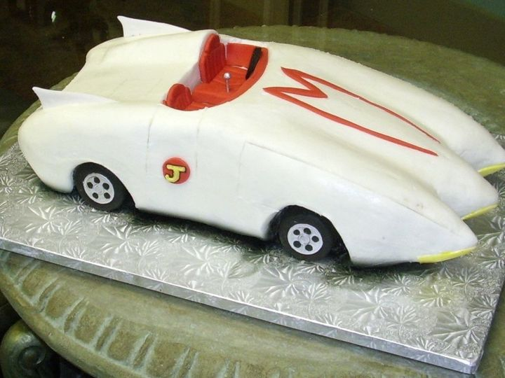 Tmx 1376630352329 Libbys Car Addison, TX wedding cake