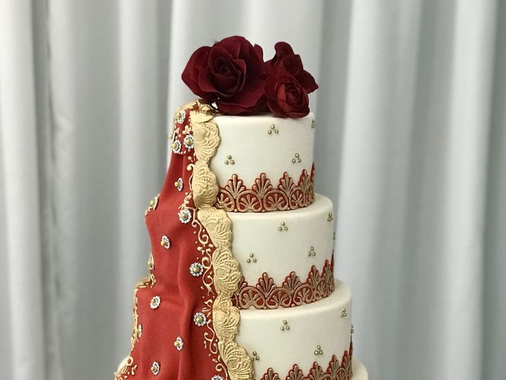 Tmx Bollywood Pic 51 47366 Addison, TX wedding cake