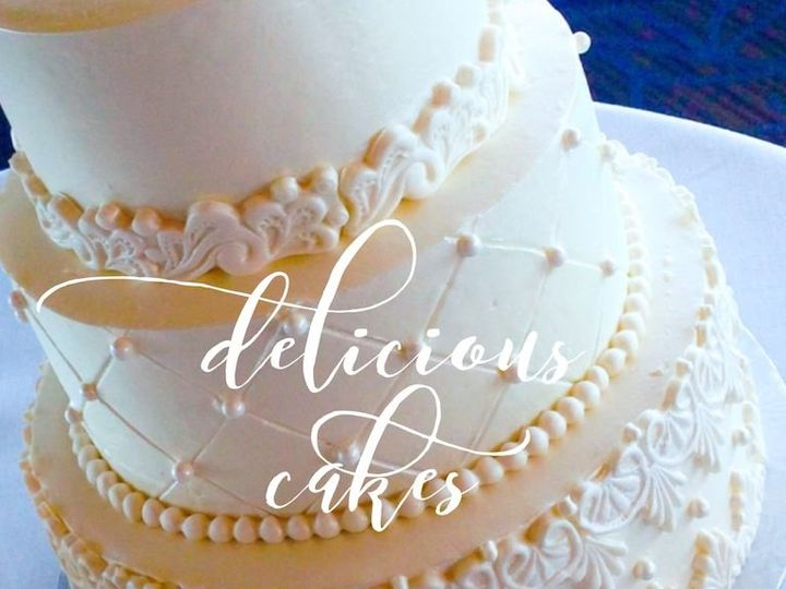 Tmx Ivory2 51 47366 Addison, TX wedding cake