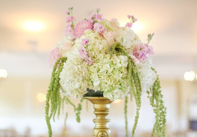 A Fantasy in Flowers Flowers St Augustine FL WeddingWire