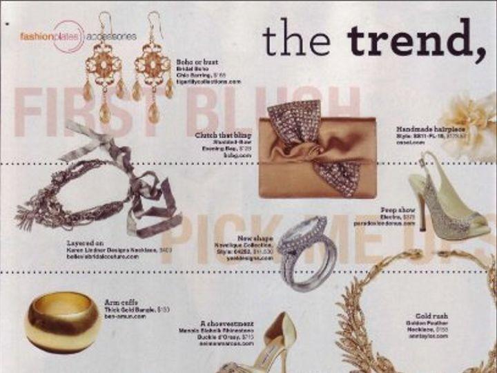 Tmx 1344383228393 GetMarriedSpring2011Insidewholepage72dpi Malibu wedding jewelry