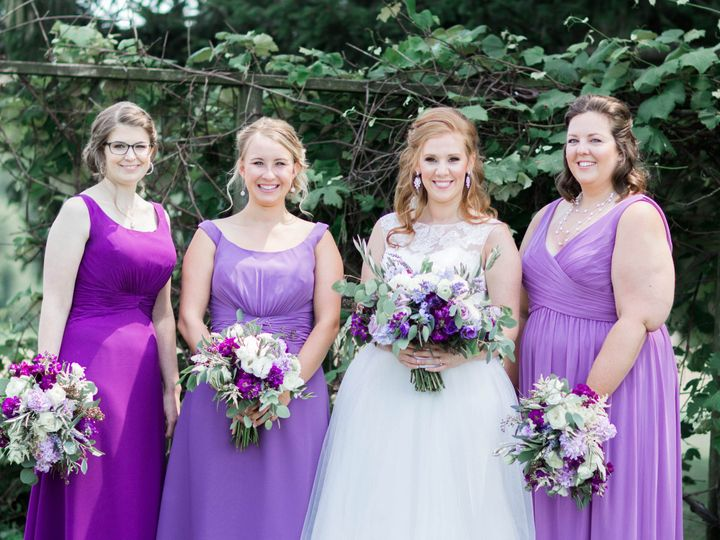 Tmx 1469764409195 Gregory Laura June 25 2016 Bridal Party 0024 Nottingham, Pennsylvania wedding beauty