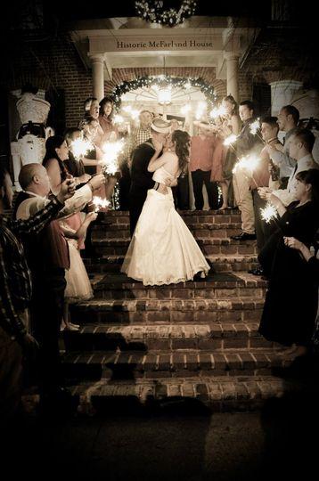 Sparkler Ceremony