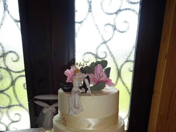 Tmx 1468252255626 Hannahs Cake San Antonio wedding cake
