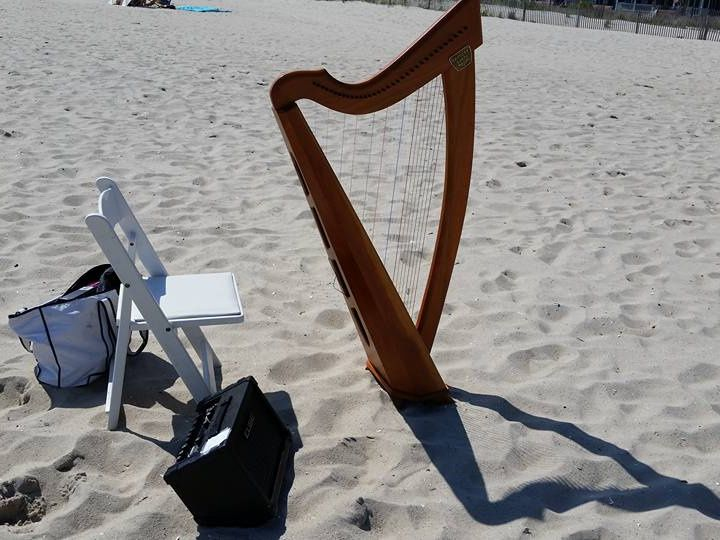 Tmx Beach Harp 51 379366 Ocean City, NJ wedding ceremonymusic
