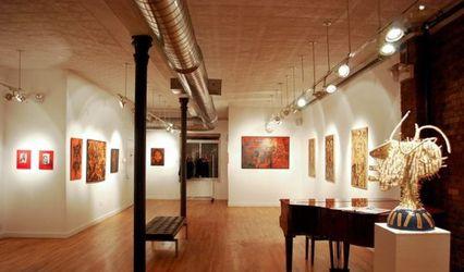 Clover's Fine Art Gallery 1