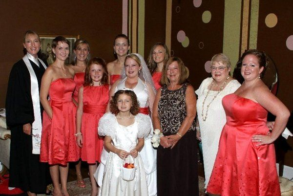 Tmx 1330974750638 GilbertWeddingPic640x428 Chapel Hill, North Carolina wedding officiant