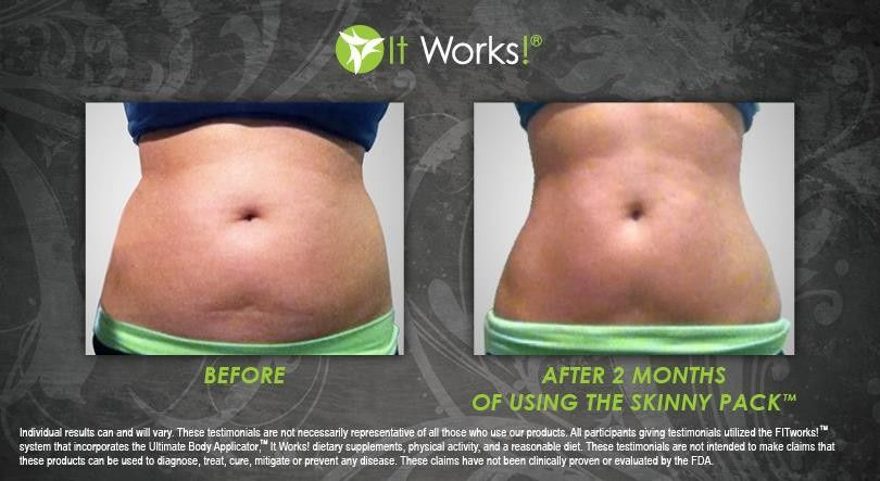 it works corp skinny pac