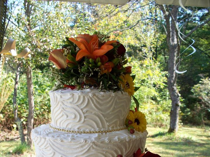 Tmx 1348704795533 1002545 Templeton wedding cake