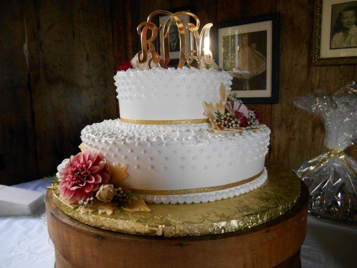 Tmx 1382363039864 Dscn0044 Templeton wedding cake