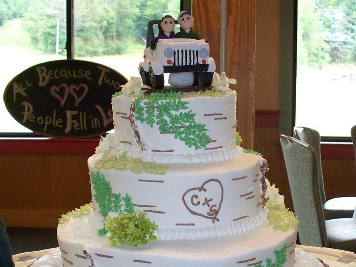Tmx 1382363732951 1003061 Templeton wedding cake