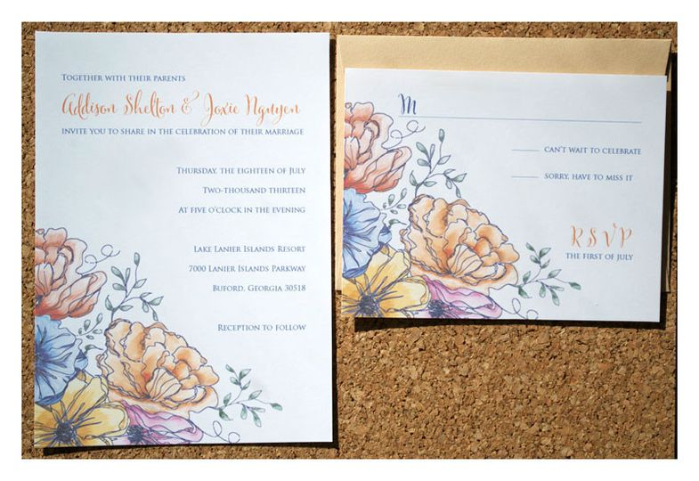 800x800 1390585810356 vintage flower simple wedding