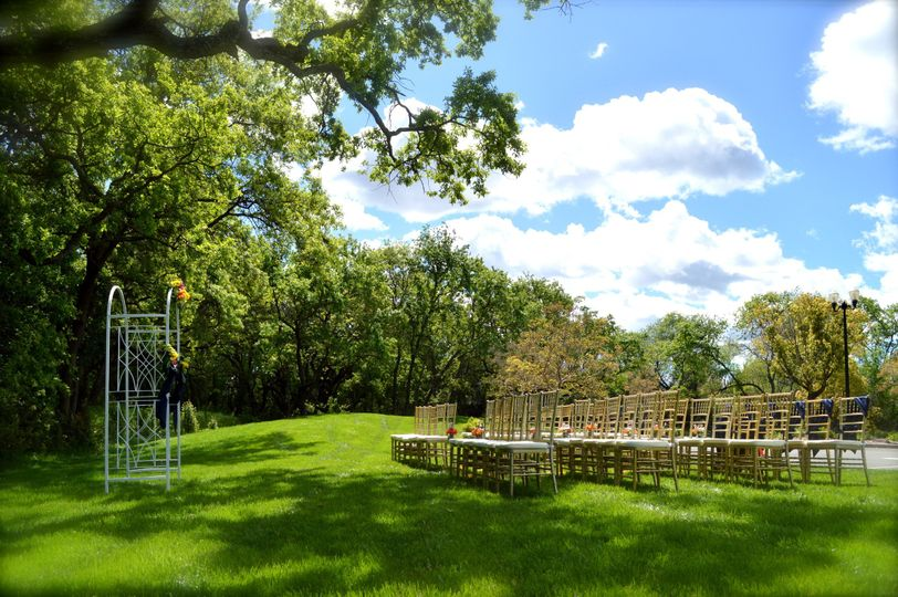 Wedding ceremny venue