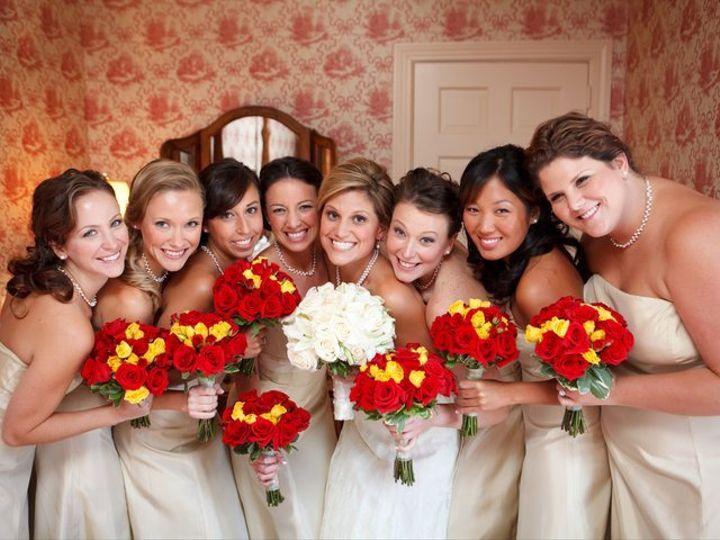 Tmx 1352394316334 Lindseyweddingparty Livingston wedding beauty