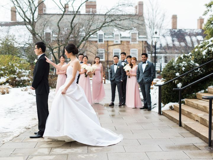 Tmx 1435859105665 Natalie John 0214 X2 Livingston wedding beauty