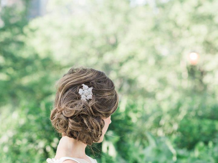 Tmx 1538014155 5809dc6914a6615c 1538014150 A58e102c41d29ec1 1538014146836 2 Nyc Wedding Hair M Livingston wedding beauty