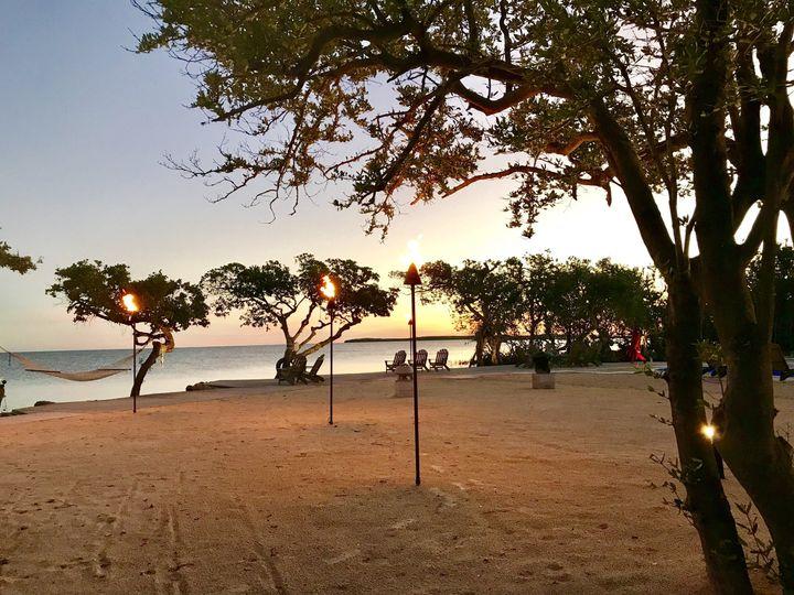 Beach venue