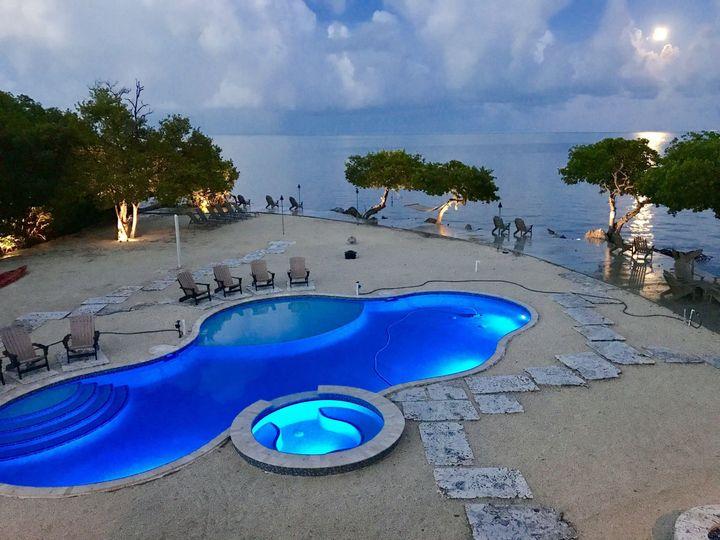 The Sanctuary Islet at Key Largo