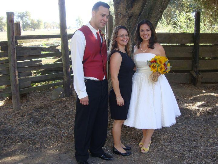 Tmx 1358789053572 DSC05610 Woodland, California wedding officiant