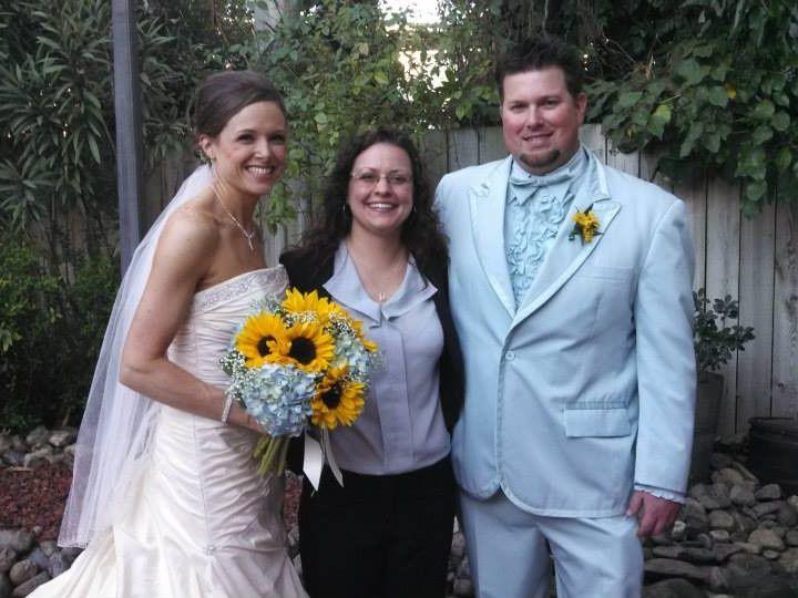Tmx 1414362119030 100495440960745585258358173410n Woodland, California wedding officiant