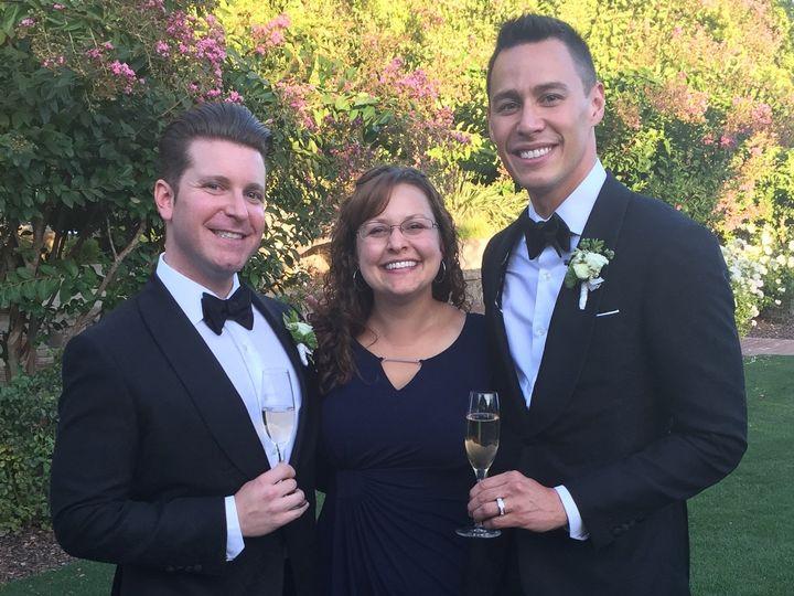 Tmx 1486179864274 Greg And Derrick Woodland, California wedding officiant