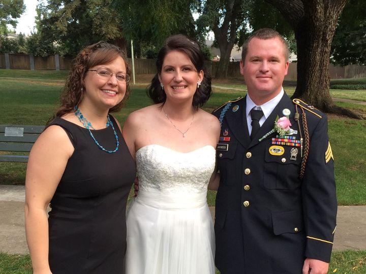 Tmx 1486180116429 Img3168 Woodland, California wedding officiant