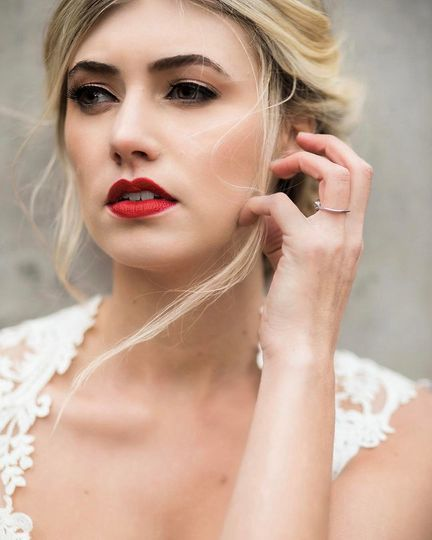 Anne Timss Makeup and Hair
