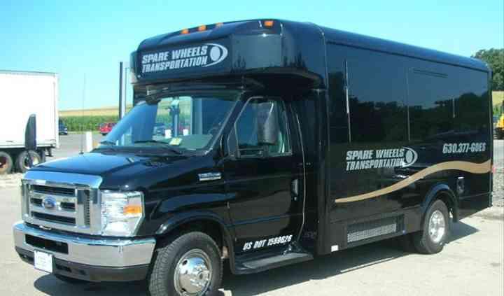 Spare Wheels Transportation