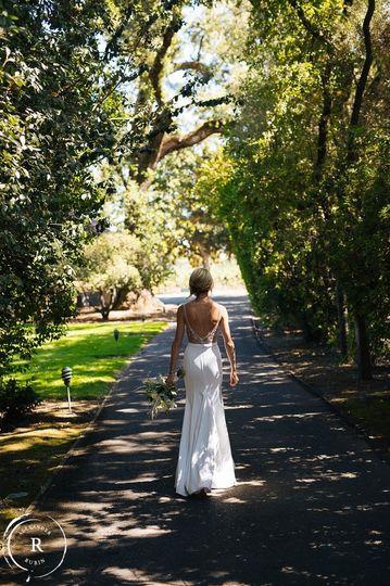 Estate Gardens perfect for pre wedding photos
