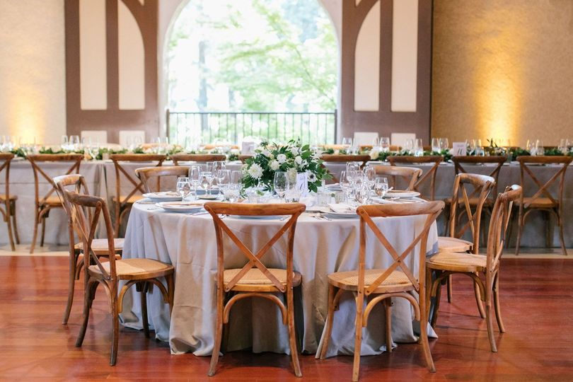 Carriage house dining