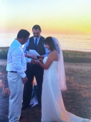 Beautiful Coastal Wedding