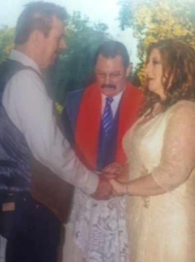 Sharing Personal Vows