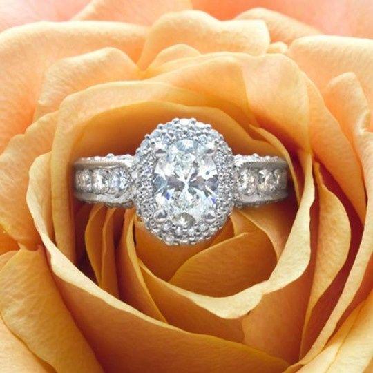 Regal engagement ring