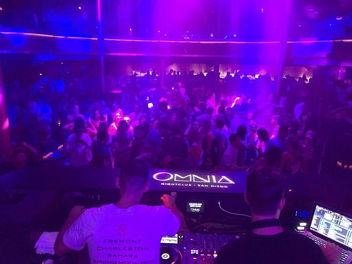 Omnia San Diego 2018