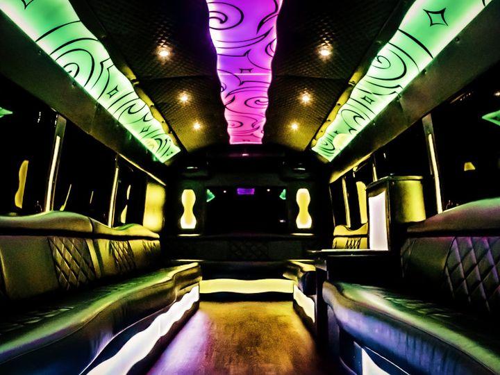 Tmx 1490741005415 Galaxy2   24 Passenger Milwaukee, Wisconsin wedding transportation