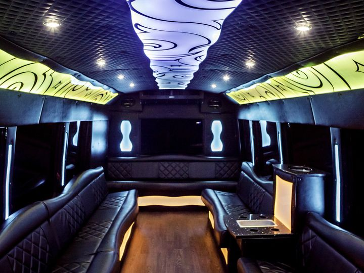 Tmx 1490741005648 Galaxy   24 Passenger Milwaukee, Wisconsin wedding transportation