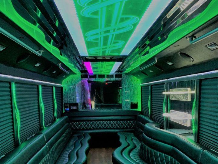 Tmx 27 Passenger Aurora2 51 647466 158172686751124 Milwaukee, Wisconsin wedding transportation
