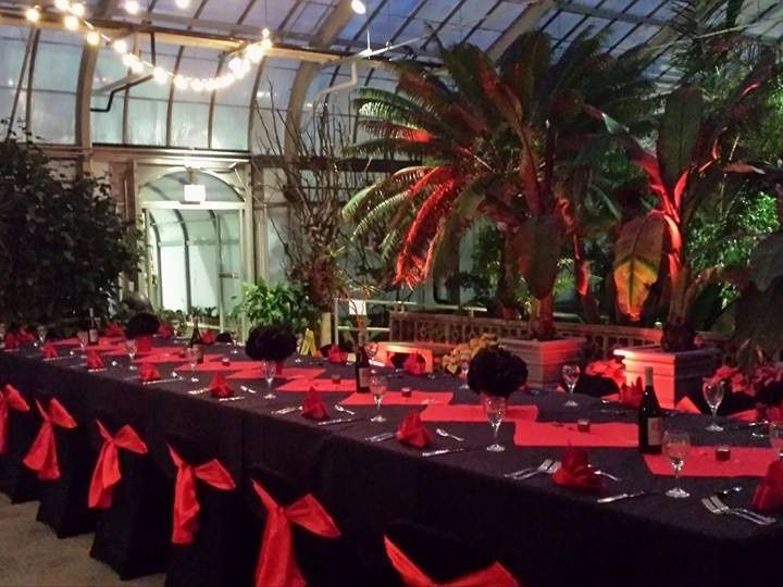 Tmx 1421272883368 Uplightingconservatory South Bend wedding dj