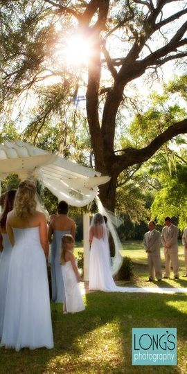 Summertime ceremony - Long's Photography