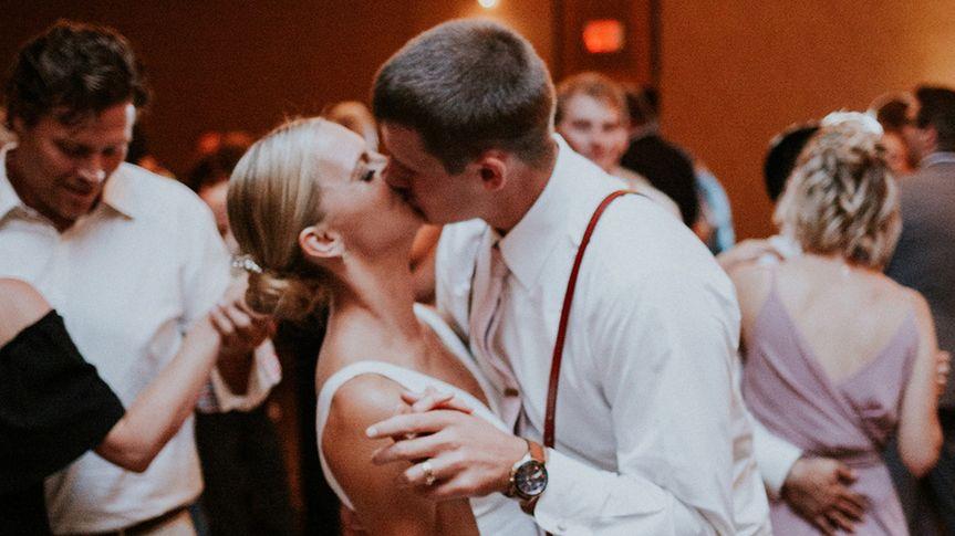 Dance Floor Kisses