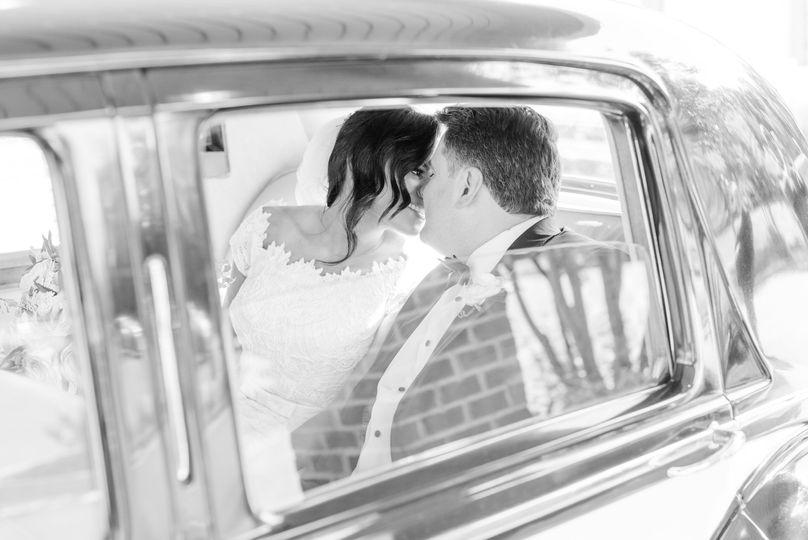 Vintage Car - Amber Grove