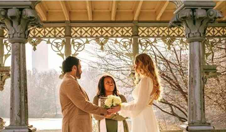 Amy Voltaire Wedding Officiant