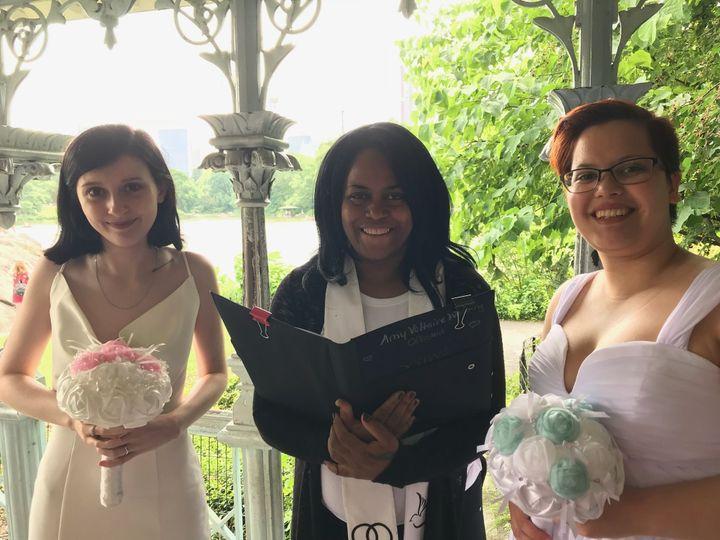 Tmx 1531389360 7e93e00fa838e6a4 1531389358 9f64040ad5c1ea68 1531389355799 7 Wedding At Ladies  Staten Island, New York wedding officiant