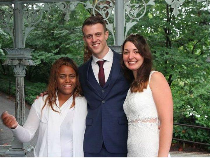 Tmx 1537644934 4d633233c7a51ae2 1537644933 Bdd76c0928a9563b 1537644932674 2 Screen Shot 2018 0 Staten Island, New York wedding officiant