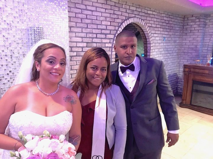Tmx 1538994616 3cce89deade4b3a0 1538994615 Ba11f6e79a9ed08a 1538994615047 1 Wedding Ceremony F Staten Island, New York wedding officiant